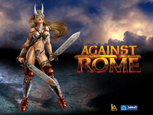 Cyber-Babes  Against Rome © Jowood
