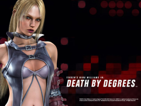 Cyber-Babes  Death by Degrees © Namco Bandai