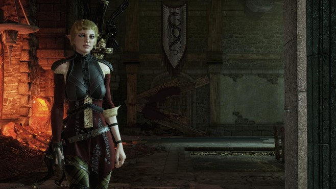 Dragon Age � Inquisition © EA