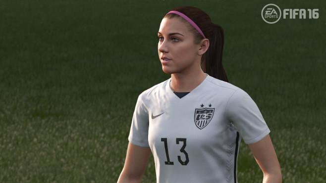 FIFA 16 ©Electronic Arts