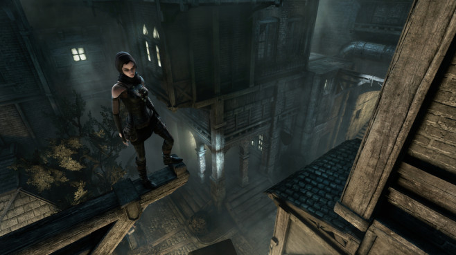 Thief © Square Enix