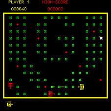 Als die Spiele laufen lernten: 3. Teil Actionspiele �Tank� von 1974 war der erste M�nzautomat, an dem man schie�en durfte. (Bild: ein sp�terer, farbiger Klon)
