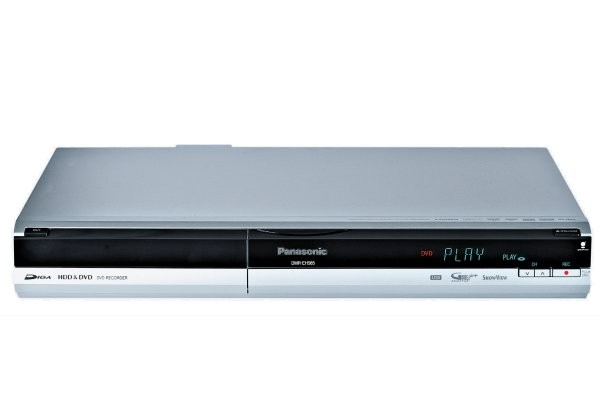 panasonic dmr eh585 dvd recorder mit festplatte im test audio video foto bild. Black Bedroom Furniture Sets. Home Design Ideas