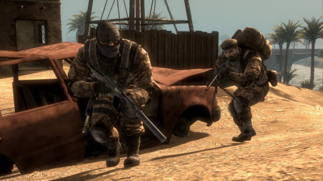 Actionspiel Battlefield – Bad Company: Soldaten