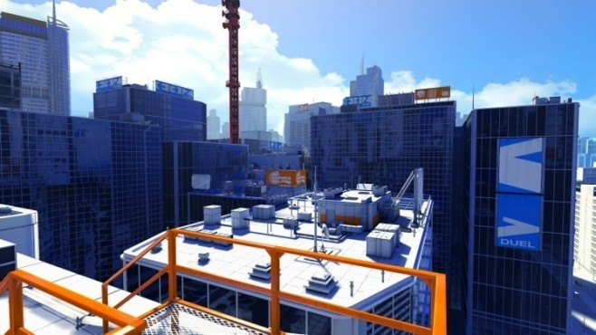 Actionspiel Mirror's Edge: Metropole