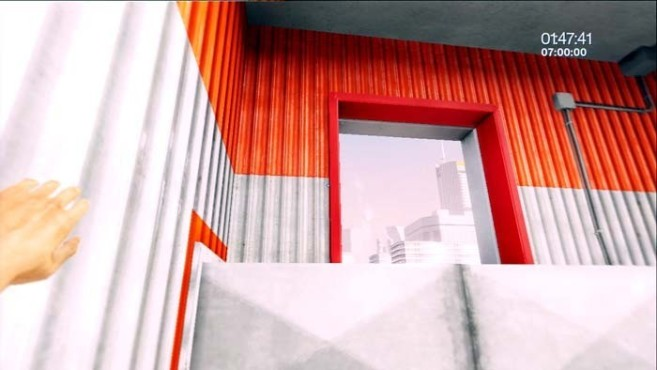 Mirrors Edge: Schacht