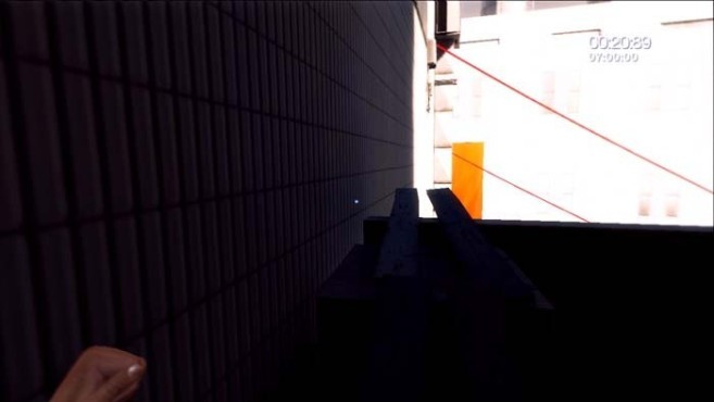 Mirrors Edge: Wand