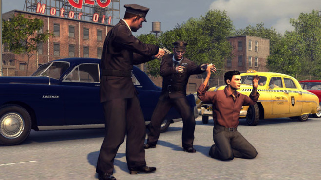 Actionspiel Mafia 2: Gefangen © Take-Two