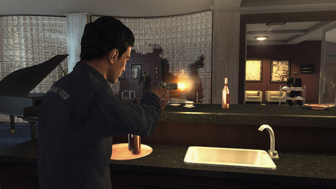 Actionspiel Mafia 2: Hit © Take-Two