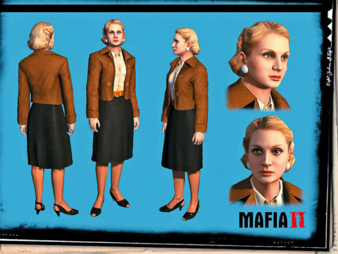 Actionspiel Mafia 2: Joan Burner © Take-Two