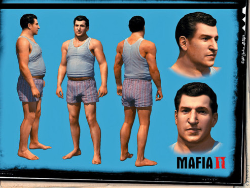 Actionspiel Mafia 2: Joe © Take-Two