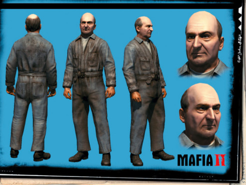 Actionspiel Mafia 2: Mike © Take-Two