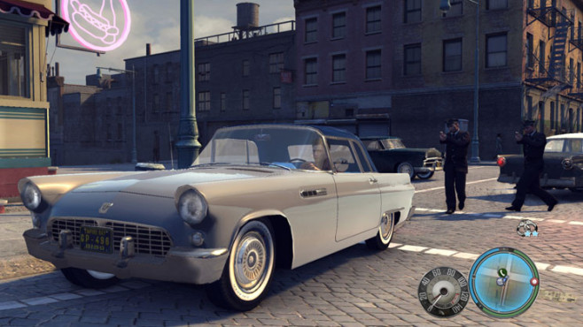 Actionspiel Mafia 2: Spiegelung © Take-Two