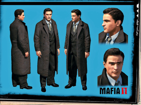Actionspiel Mafia 2: Vito © Take-Two