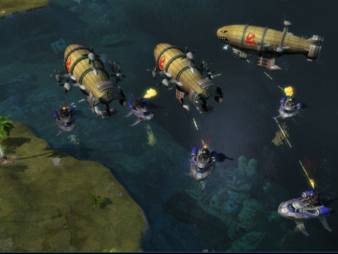 Strategiespiel Command & Conquer � Alarmstufe Rot 3: Angriff