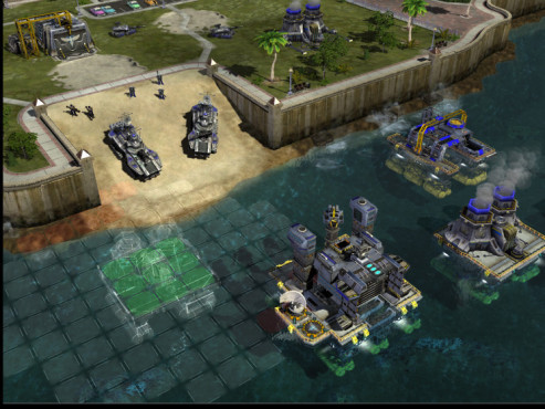 Strategiespiel Command & Conquer � Alarmstufe Rot 3: Basis