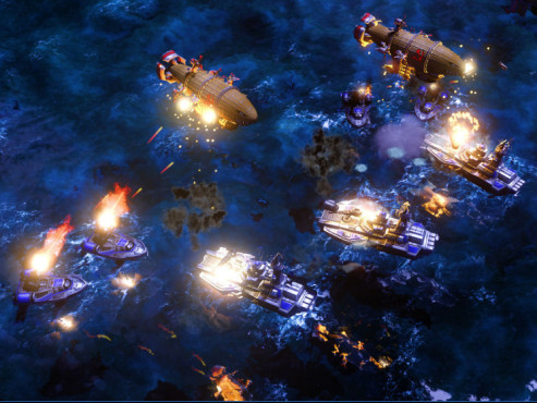 Strategiespiel Command & Conquer � Alarmstufe Rot 3: Kapmfzeppeline