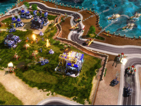 Strategiespiel Command & Conquer � Alarmstufe Rot 3: K�ste