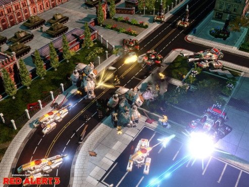 Strategiespiel Command & Conquer � Alarmstufe Rot 3: Mechs