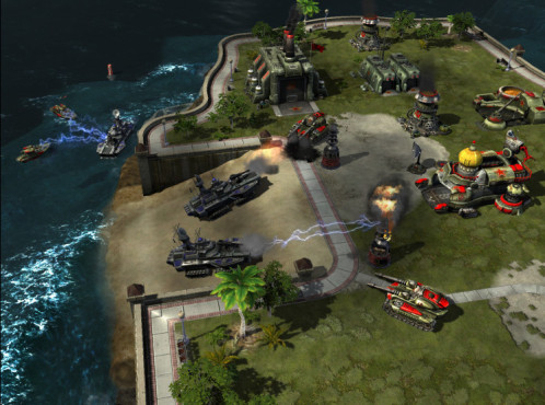 Strategiespiel Command & Conquer � Alarmstufe Rot 3: Tesla