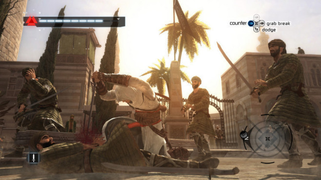 Actionspiel Assassin's Creed: Erledigt