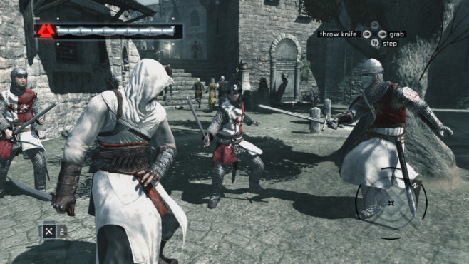 Actionspiel Assassin's Creed: Ritter