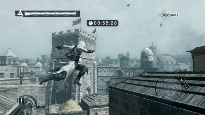 Actionspiel Assassin's Creed: Zeit