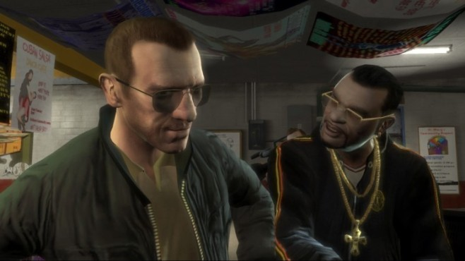 GTA 4: Bellic
