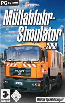 Müllabfuhr-Simulator 2008