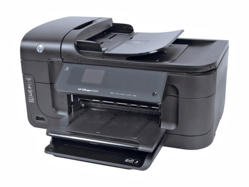 Hewlett-Packard HP Officejet 6500A © COMPUTER BILD