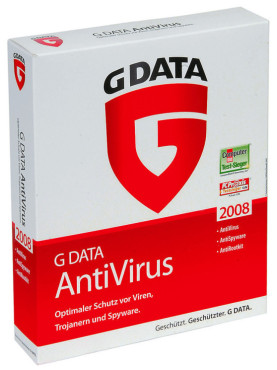 G Data AntiVirus 2008: Virenschutzprogramme unter Windows XP