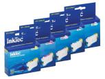 Farbpatronen: InkTec PEI-10080C,  PEI-10080M, PEI-10080Y, PEI-10080LC, PEI-10080LM