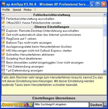 XP-AntiSpy