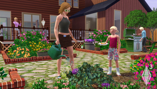 Simulation Die Sims 3: Familie