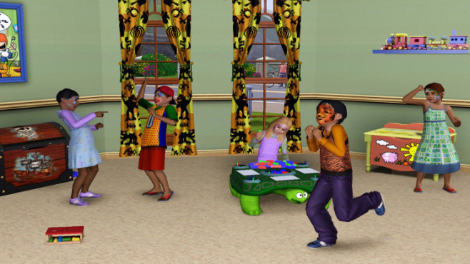 Simulation Die Sims 3: Kinderparty