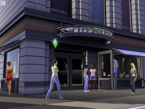 Simulation Die Sims 3: Kleidung © Electronic Arts