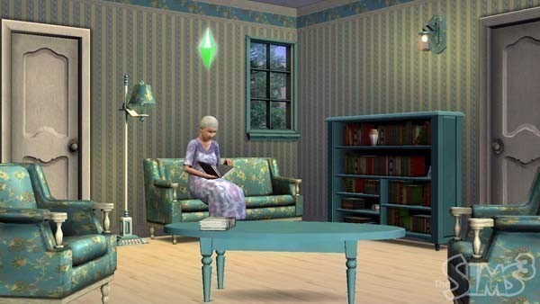 Simulation Die Sims 3: Oma © Electronic Arts