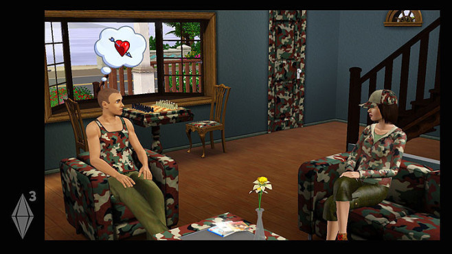 Simulation Die Sims 3: Tarnung © Electronic Arts