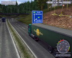 Simulation Euro Truck Simulator: Prag © SCS Software