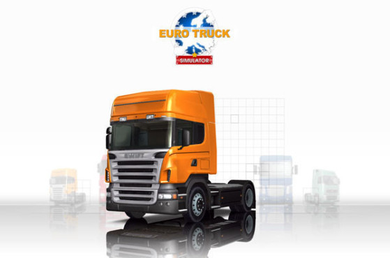 Simulation Euro Truck Simulator: Truck © SCS Software