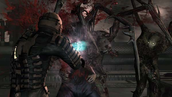 Actionspiel Dead Space: Fangarm