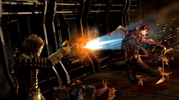 Actionspiel Dead Space: Gang