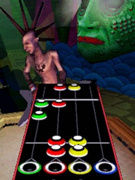 Guitar Hero – On Tour: Rocken