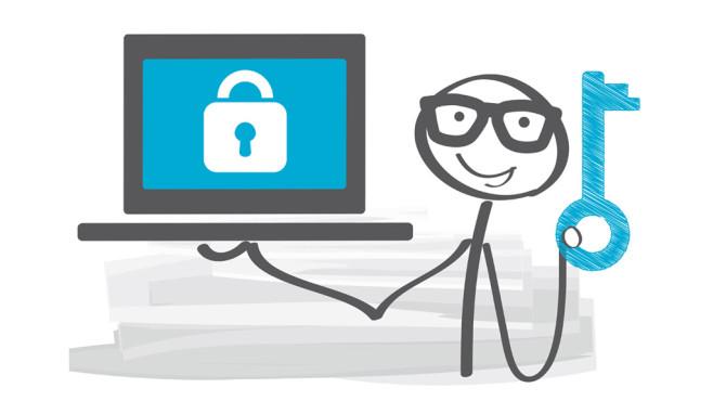 Andere aussperren: BIOS-Passwort setzen ©Fotolia--Trueffelpix-Datensicherheit
