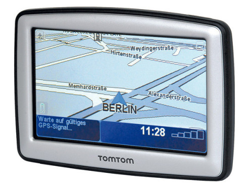 TomTom XL Europe 22 Traffic © COMPUTER BILD