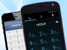 Verstecktes Handy-Funktionen � die wichtigsten GSM-Codes ©Apple, Samsung