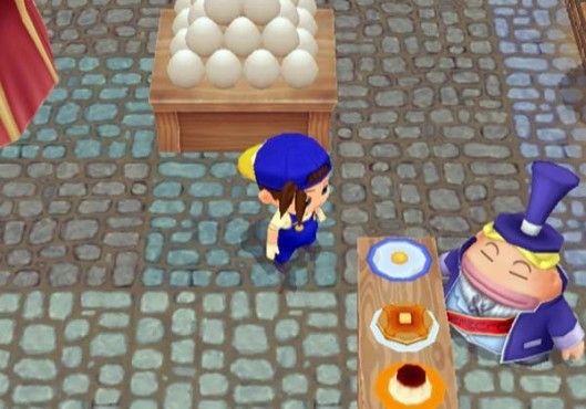 Simulation Harvest Moon – Magical Melody: Torten