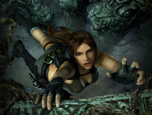 Actionspiel Tomb Raider � Underworld: Abgrund © Eidos Interactive
