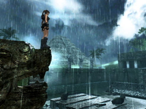 Actionspiel Tomb Raider � Underworld: Anblick © Eidos Interactive