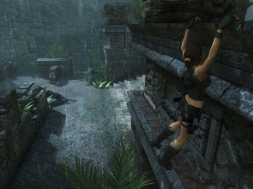 Actionspiel Tomb Raider � Underworld: Arme © Eidos Interactive